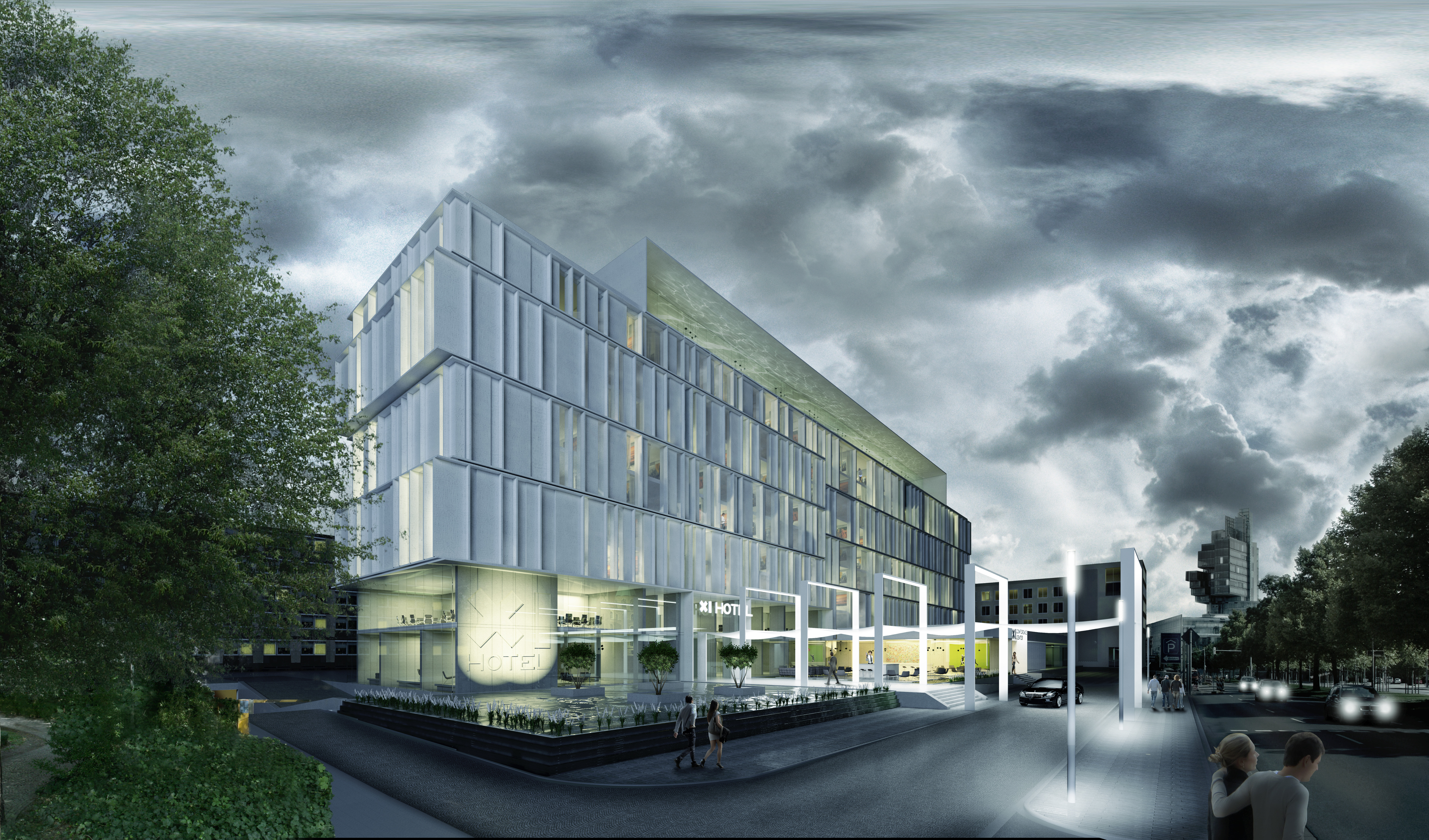 XI-Hotel Hannover
